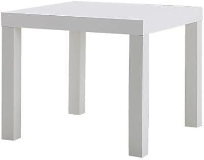 Ikea Lack Petite Table Basse Noir Amazon Fr Cuisine Maison