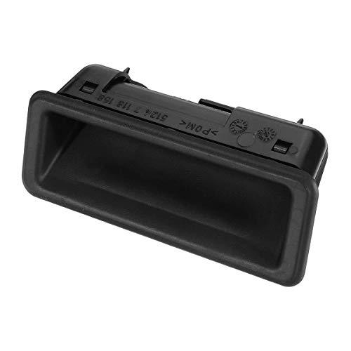 LeHang Botón de liberación de bloqueo de la tapa del maletero, interruptor de manija de repuesto para BMW Serie 1 Serie 3 Series 5 X6 X5 X1 E60 E90 E91 E92 E93 E70 E71