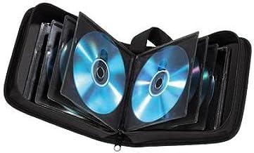 Hama - Estuche porta CD para 40 CD/DVD/Blu-rays, portafolios