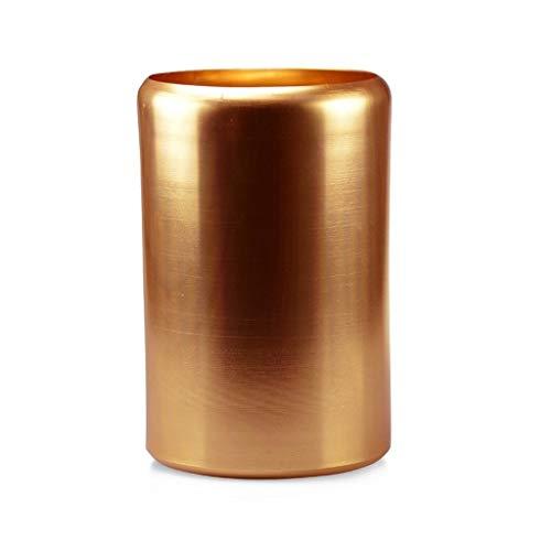 Prullenbak Kan Hotel Afval Papier Opbergdoos Aluminium Ronde Vuilnisbak Zonder Deksel 8L Schoonmakende Gebruiksvoorwerpen Woonkamer Keuken