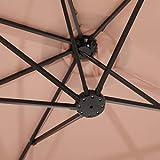 SUPERJARE Patio Umbrella 3501Z
