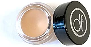Dermaflage Full Coverage Concealer Cream, Color Match Guarantee, Matte Finish, Long Wear, Waterproof Face Concealer, Pro Formula, 6g/.2oz (Medium)