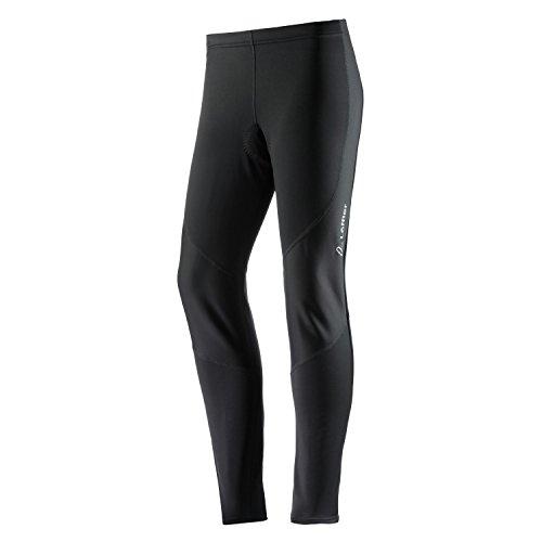 LÖFFLER WS Softshell Warm Bike Hose lang Damen schwarz Größe 44 2019 Fahrradhose