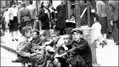 A Day In The Warsaw Ghetto