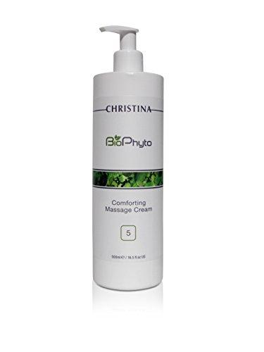 Best Review Of Christina Bio Phyto 5 Comforting Massage Cream 500ml