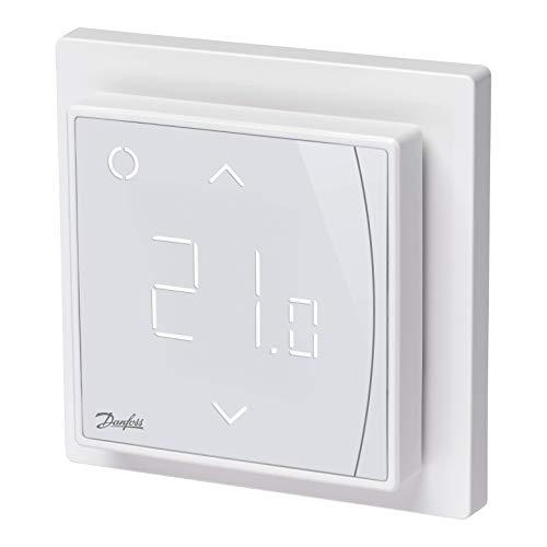 Danfoss 088L1140 Polar White ECtemp Smart (RAL 9016), M