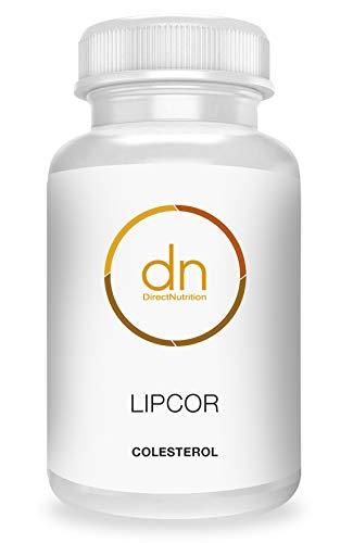 LIPCOR 30 CAPSULAS | DN DIRECT NUTRITION, COLESTEROL Y TRIGLICÉRIDOS