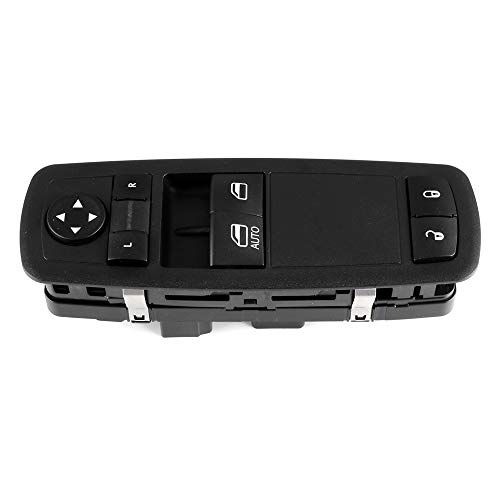 ROADFAR Window Switch Power Window Switch Master Control Power Window Switch 68110870AB,901-488 fits for 2012-2015 Chrysler Town Country 2012-2015 Dodge Grand Caravan Replace OE 901-488