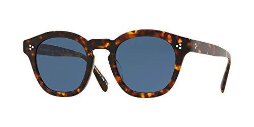 Oliver Peoples Gafas de Sol BOUDREAU L.A. OV 5382SU HAVANA/BLUE mujer