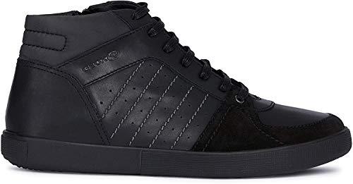 Geox U945MB 00043 Zapatos Hombre Negro 44