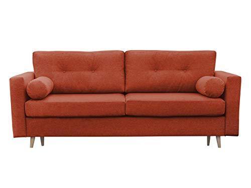 *Mirjan24 Fever – Designer Couch mit Bettkasten*