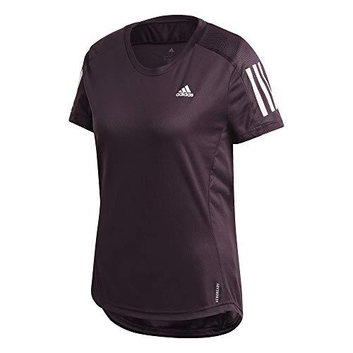 adidas Own The Run tee Camiseta, Mujer, purnob, M