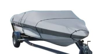 Vehicore Heavy Duty Boat Cover for Seaswirl 2101 Walk Around Striper without Hard Top I/O 2004-2013