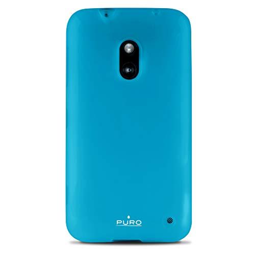 Puro Plasma - Carcasa protectora para Nokia Lumia 620, color azul