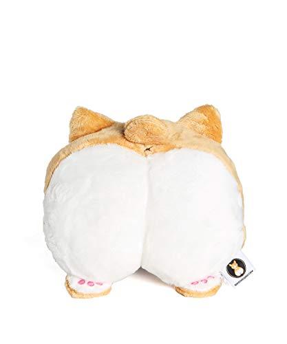 Corgi Butt Super Soft Car Neck Pillow