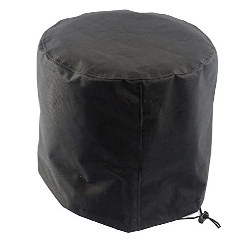 AMSXNOO Funda de Muebles de Jardín, Impermeable 210D Oxford Cubiertas para Mesa Silla Resistente al Polvo Paño Copertura Tamaño Grand para Uso en Exteriores (Size : C)