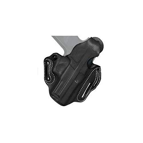 Desantis Thumb Break Scabbard Holster fits Sig P229, Sig P220 Carry, 001BAC7Z0,Black