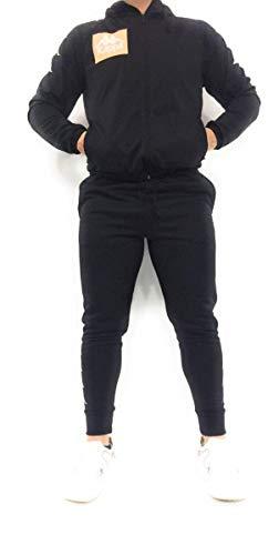 Kappa Cortavientos Mid Negro XL (X-Large)