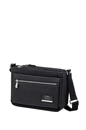 Samsonite Openroad Chic - Shoulder Bag, 28 cm, Black
