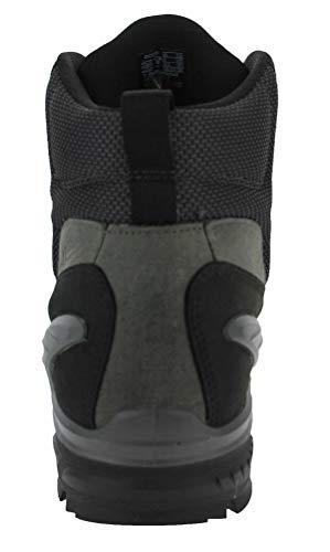 ECCO High Rise Hiking Shoes, ECCO Biom Venture Tr Men's, Black, 10 UK