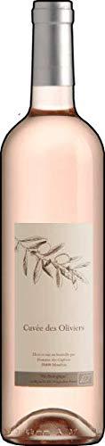 Rosé -Cuvée des Oliviers - 2018 - Château de Montfrin - 75 cl