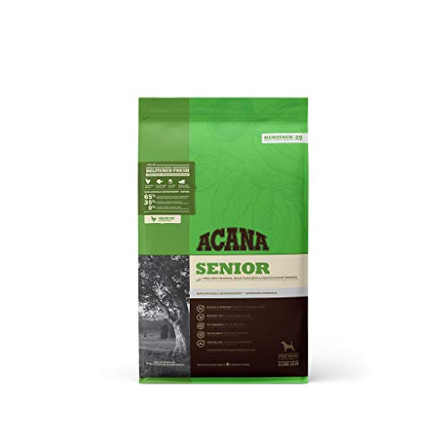 Acana Senior Dog, 1er Pack (1 x 11.4 kg)
