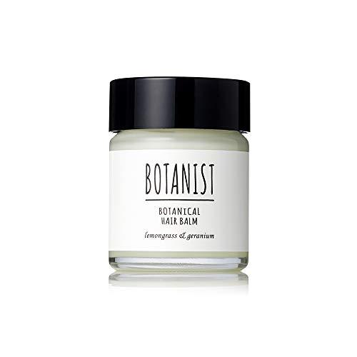 BOTANIST(ボタニスト) BOTANIST ボタニスト ボタニカルヘアバーム 32g ヘアオイル 白