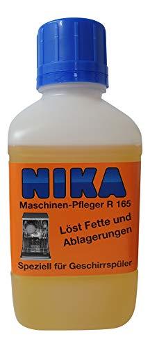 NIKA - R165 - Maschinenreiniger und Entfetter 500ml - Reiniger und Entfetter für Spülmaschinen