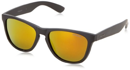 Polaroid Herren P8443 L6 9ca Sonnenbrille, Black, 55 EU