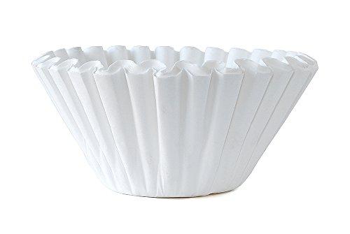 Kaffeefilter passend für Bonamat B5, Größe 110/360 mm, weiß 500 Stück