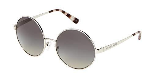 Michael Kors MK5020 Silver/Gray Lens Sunglasses