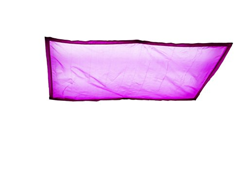 Abilitations Cozy Shades Softening Light Filters - 54 x 24 inches - Pack of 4 - Purple
