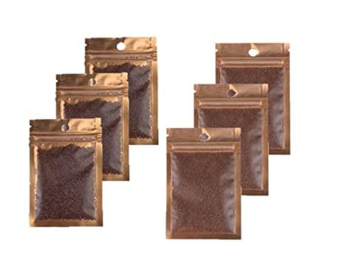 Pclife アクアリュム用品 水草シード 植物の種子 水槽用品 ミニ種子 6袋 育成難易度の低さ 栽培が超簡単 2種類