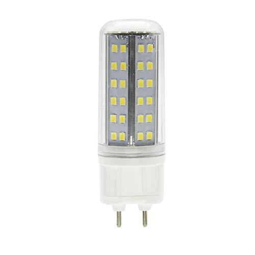 SEAMI G12 6W LED Lampe 650 Lumen Kaltweiß 6000K und Kein Flackern,G12 LED Leuchtmittel Ersatz 75W Halogenlampe,360° Abstrahlwinkel,Nicht Dimmbar (1er Pack) [Energieklasse A++]