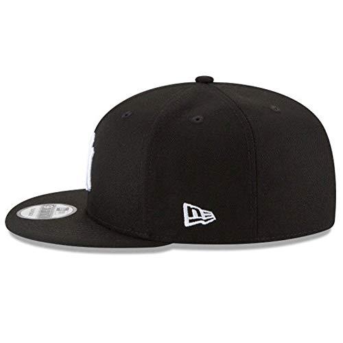 New Era New York Yankees Basic Black and White 9FIFTY Snapback 950