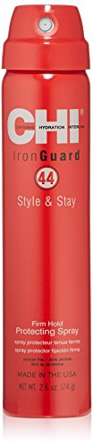 CHI 44 Iron Guard Style & Stay Firm Hold Protecting Spray 74 Gr