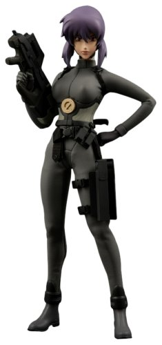 Action Figure STAND ALONE COMPLEX real action heroes - Motoko
