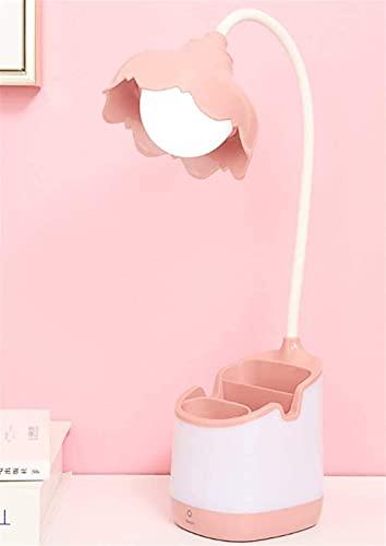 Oficina para estudio Lámpara de lectura para dormitorio Lámpara de mesa vintage simple Lámpara de trabajo de hierro clásica retro con soporte para teléfono móvil Lámpara de estudio Lámparas de escrit