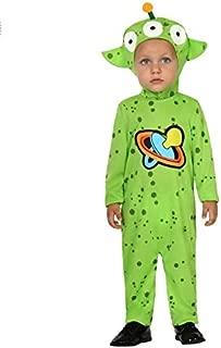 DISBACANAL Disfraz de Alien para bebé - -, 6-12 Meses: Amazon.es ...