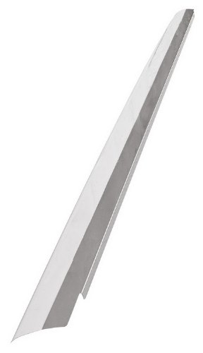 ICI BR09 Stainless Steel Truck Bed Rail Cap,Polished Stainless Steel