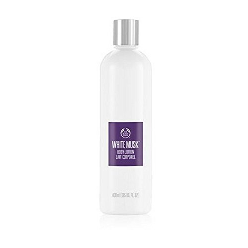 The Body Shop Musk® Blanc Corps Lisse De Satin Lotion - 400Ml