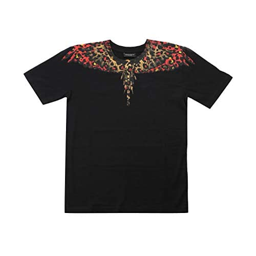 Marcelo Burlon Kids T-Shirt con Stampa Bambino Junior Boy MOD. 1100 14A