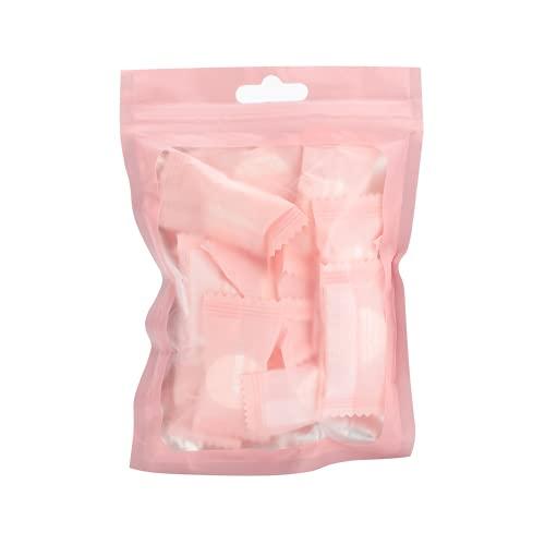 Wuluwala 20/50/100 Toalla desechable comprimida portátil de viaje no tejida Toalla de lavado facial Toallitas húmedas de agua Toallitas húmedas multiusos para exteriores