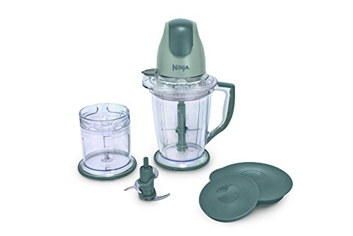 Ninja 400-Watt Blender/Food Processor for Frozen Blending, Chopping and...