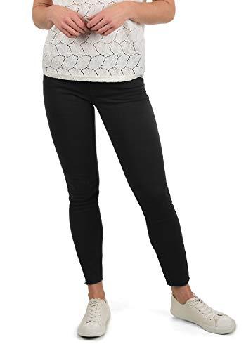 ONLY Jelena Damen Jeans Denim Hose Stretch Colour, Farbe:Black, Größe:XS/ L30