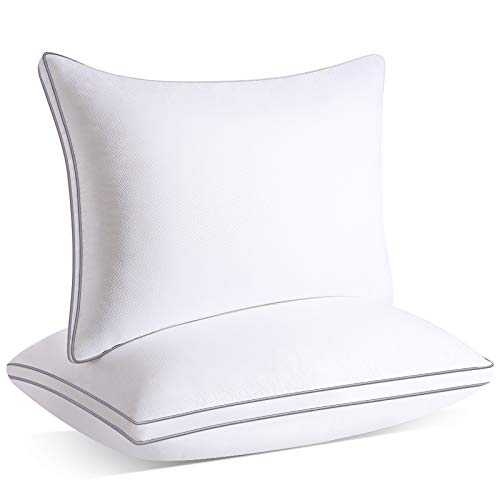viewstar Queen Pillows for Sleeping, Bed Pillows 2 Pack Hotel Quality Pillow,...