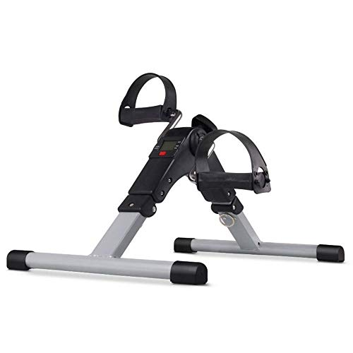 Review Of Aohi WXQ-XQ Bike Pedal Exerciser Foldable Pedal Exerciser Adjustable Resistance - Mini Exe...