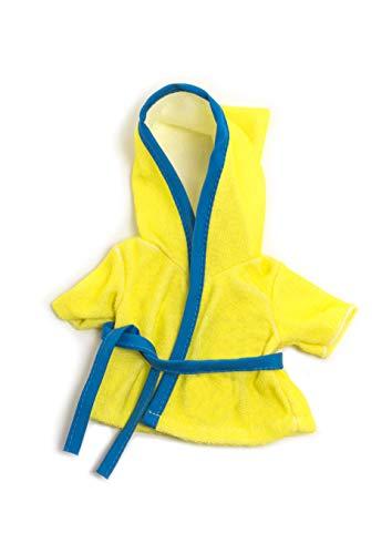 Miniland-Albornoz 21CM Vestido para muñecos de 21 cm, Color