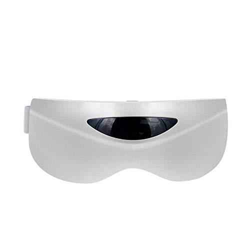 Sooiy Chauffée extérieure Masque pour Les Yeux USB électrique à la Fatigue oculaire soulagent, Thérapeutique de Traitement Thermique pour la sécheresse oculaire, blépharite, massants