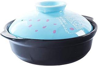 Praktisch Casserole gerechten braadpan schotel met deksel braadpan stockpot hittebestendige aarden pot Koreaanse bibimbap ...
